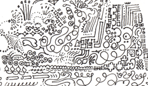 doodle to music